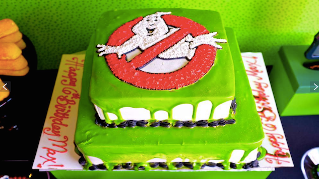 Edible Fiction: <i>Ghostbusters</i>