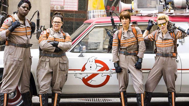 7 Ghosts These New Female Ghostbusters Won't Be Afraid Of, But Should Be
