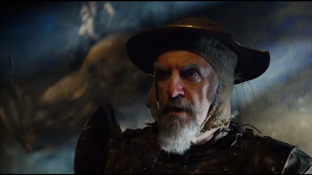 See the Trailer For Terry Gilliam's <i>Don Quixote</i>, 20 Years in the Making