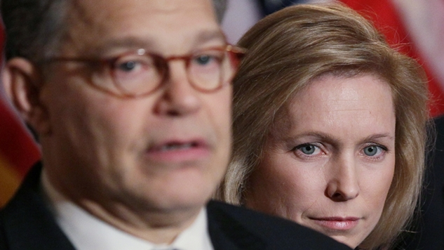 The Kirsten Gillibrand Saga Highlights Exactly What's Wrong With the Democratic Party