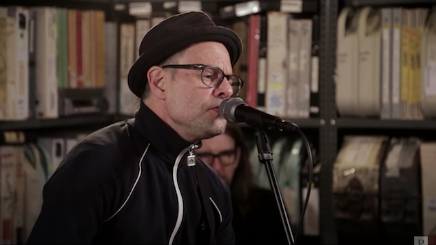 "Watch Gin Blossoms Cover Radiohead's ""Fake Plastic Trees"" in the <i>Paste</i> Studio"