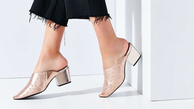 Dainty Midi-Heel Shoes Worth Your Time