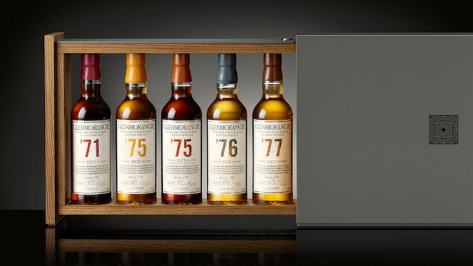 Who The Hell Bought Glenmorangie's $50,000 Whisky?