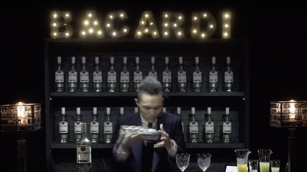 Bartenders Battle to Create the Next Classic Cocktail