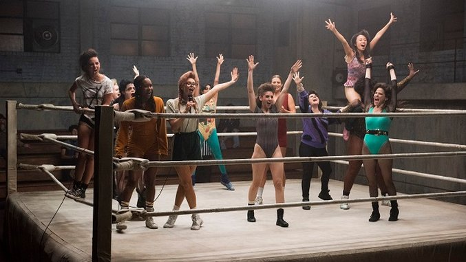 <i>GLOW</i> Gets Renewed For Second Season