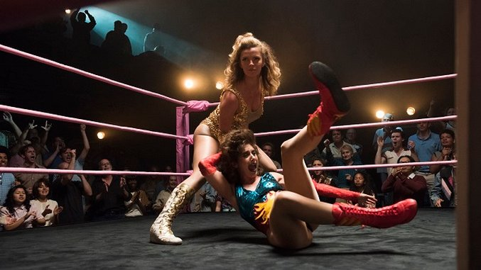 How Netflix's <i>GLOW</i> Compares to the 1980s Original