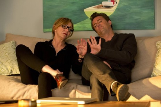 """<i>Go On</i> Review: """"Double Down"""" (Episode 1.18)"""