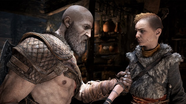 <i>God of War</i> Doesn't Entirely Solve the Kratos Problem