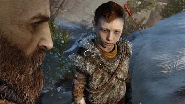 5 <i>God of War</i> Moments I Completely Identified With as a Parent