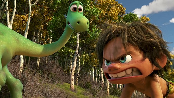 <i>The Good Dinosaur</i>