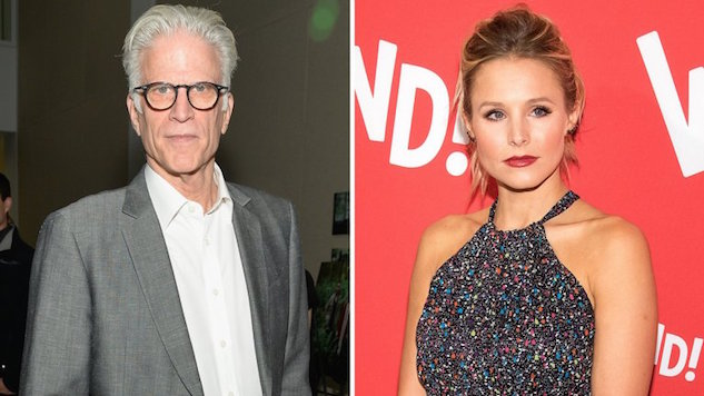 New NBC Comedy From <i>Parks And Recreation</i> Creator Has Its Stars: Kristen Bell and Ted Danson