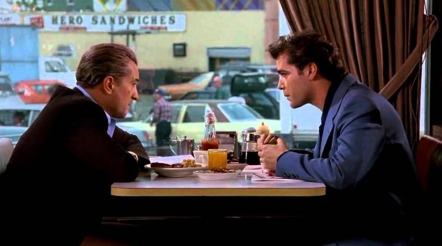 The Iconic Diner From <i>Goodfellas</i> Was Just Destroyed in a Fire