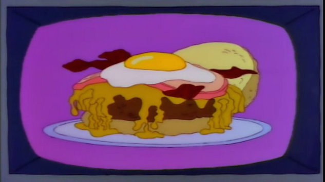 Cooking <i>The Simpsons</i>: Good Morning Burger