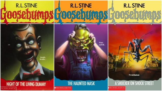 R. L. Stine on Childhood Monsters and the Legacy of <i>Goosebumps</i>