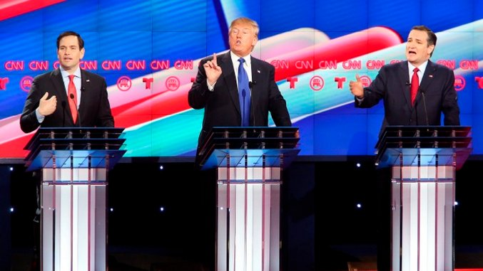 The Funniest #GOPDebate Tweets From Last Night