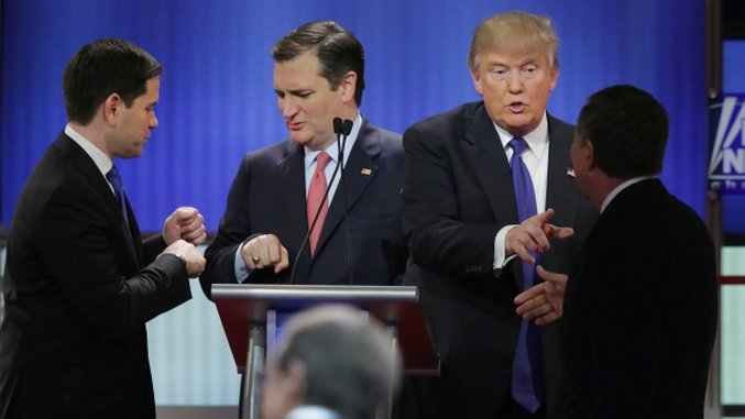 The Funniest #GOPDebate Tweets From the Detroit Debate