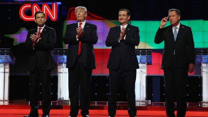 The Funniest #GOPDebate Tweets From the Miami Debate