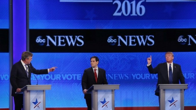 The Funniest Tweets From Last Night's #GOPDebate