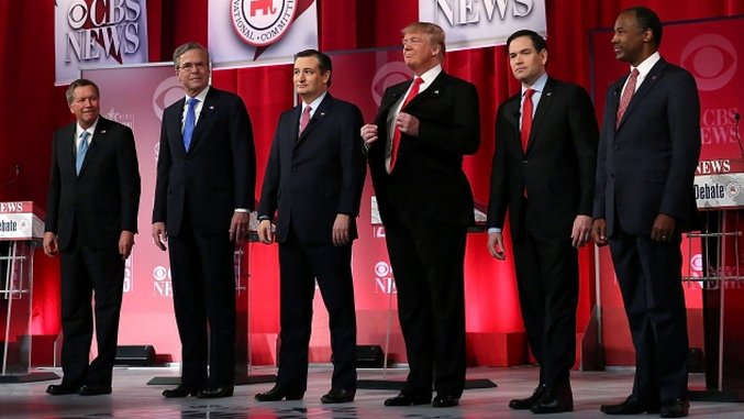 The Funniest Tweets From Saturday's #GOPDebate