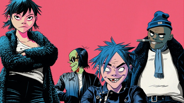 Gorillaz Officially Announce New Record, <I>The Now Now</I>