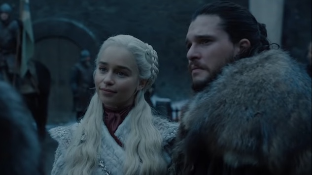 HBO Releases <i>Game of Thrones</i> Season Eight Teaser, Announces Premiere Date