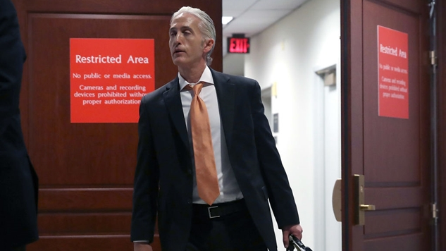Why Did Trey Gowdy Suddenly Retire from Congress?