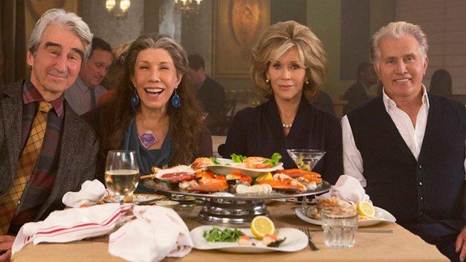 Writers' Room Eats: <i>Grace and Frankie</i>