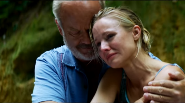 Kristen Bell and Kelsey Grammer Share Awkward Family Time in the Trailer For Netflix's <i>Like Father</i>