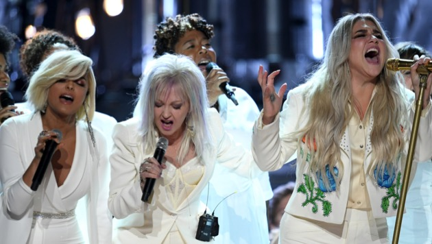 Despite Best Efforts, the Grammys' Woke Act Fell Flat