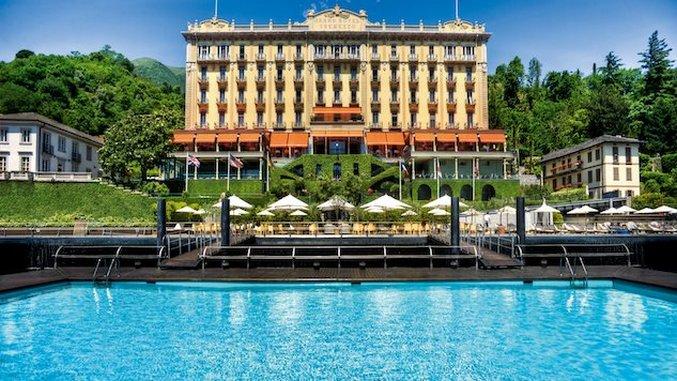 Hotel Intel Grand Hotel Tremezzo: Lake Como's First Hotel