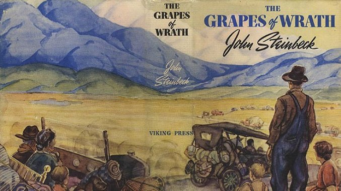 A Mommy Message Board Dissects the Ending of <i>The Grapes of Wrath</i>