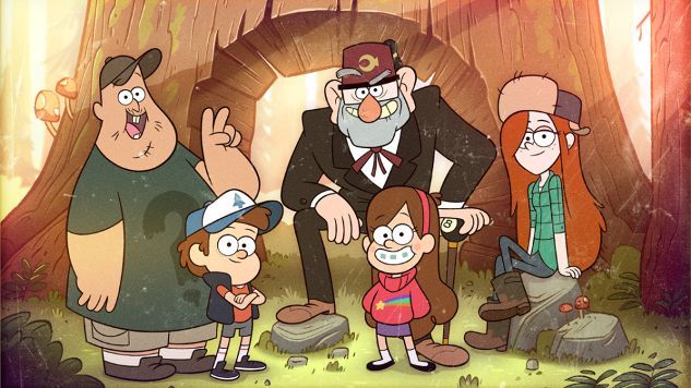 The Best <i>Gravity Falls</i> Characters