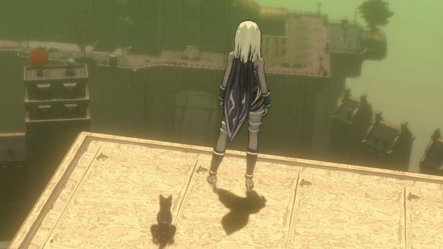 <i>Gravity Rush Remastered</i> Review: Never Let Me Down