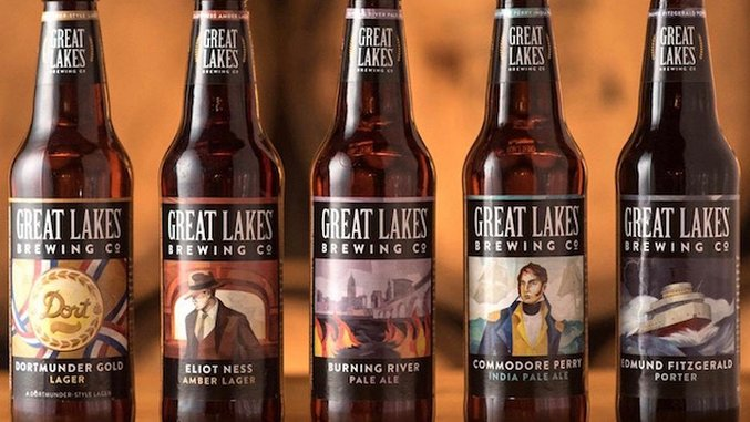 Talking 20 Years of Trends With Great Lakes Brewing