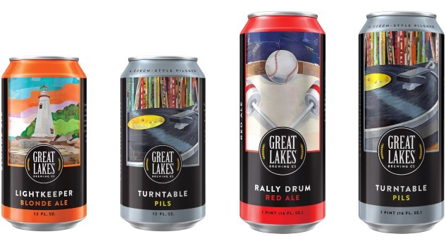 Great Lakes Brewing Co. is Introducing Canned Beers