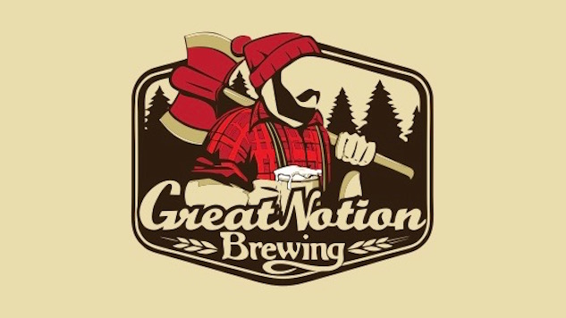 Drinking 4 Beers from Great Notion Brewing