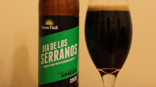 Green Flash Dia de Los Serranos Review