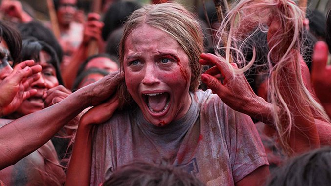 <i>The Green Inferno</i>