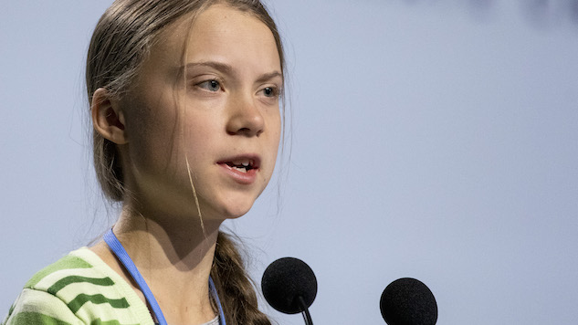 Greta Thunberg Is <i>Time</i>'s Person of the Year for 2019