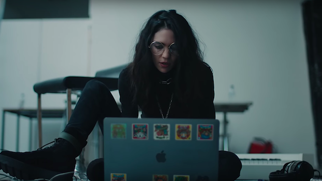 Grimes Previews New Track in Apple Commercial