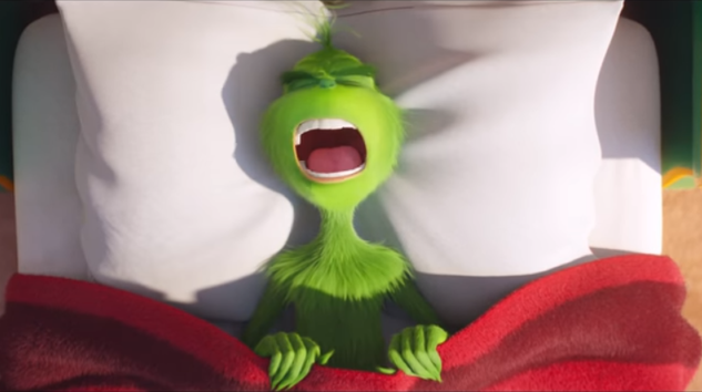 The Grinch Trailer Features A Mean Benedict Cumberbatch