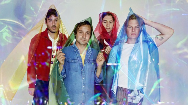 Grizzly Bear Announce Fall Tour Dates