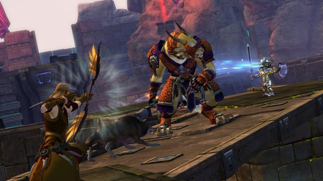 ArenaNet Fires Two <i>Guild Wars 2</i> Writers Over Tweets, Sending a Bad Message to Designers and Consumers