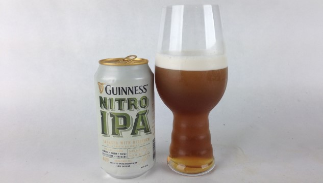 Guinness Nitro IPA Review
