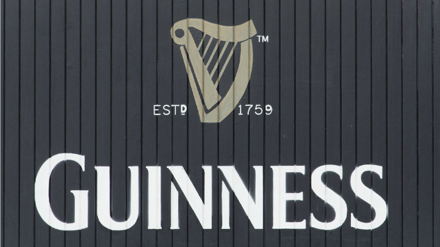 Guinness' New U.S. Brewery Won't Actually Brew 'Guinness'