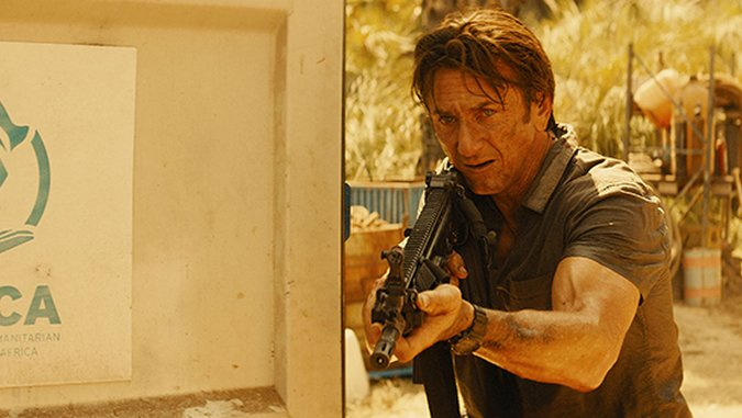 <i>The Gunman</i>