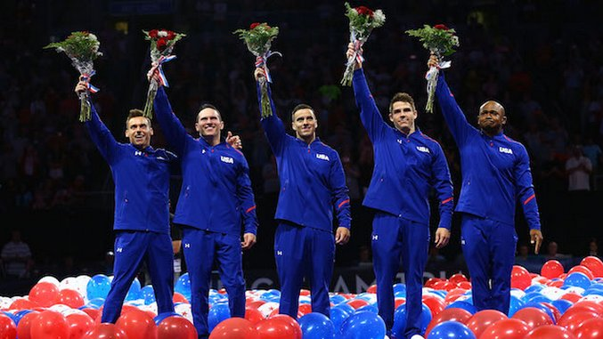 Here's Who Qualified for the U.S. Men's Gymnastics Squad