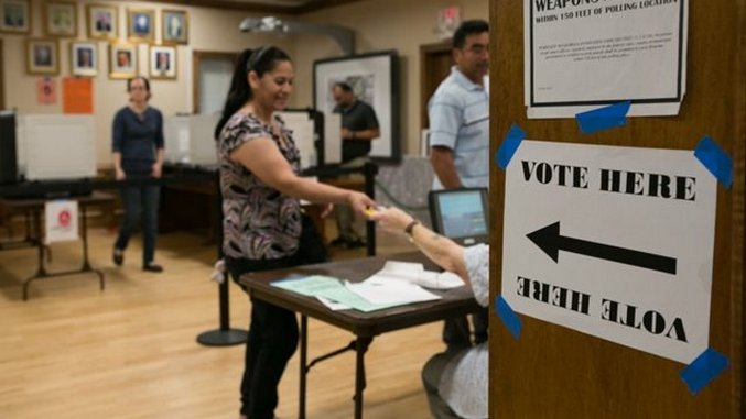 Hackers Altered 2016 Voter Rolls and Stole Private Data on U.S. Citizens