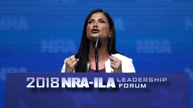 Thoughts and Prayers: The NRA Says It May Go Out of Business
