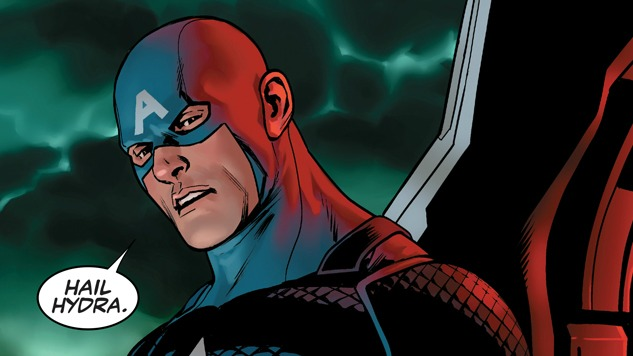 Updated: Marvel Backtracks on <i>Captain America</i> Revelation After Just One Issue